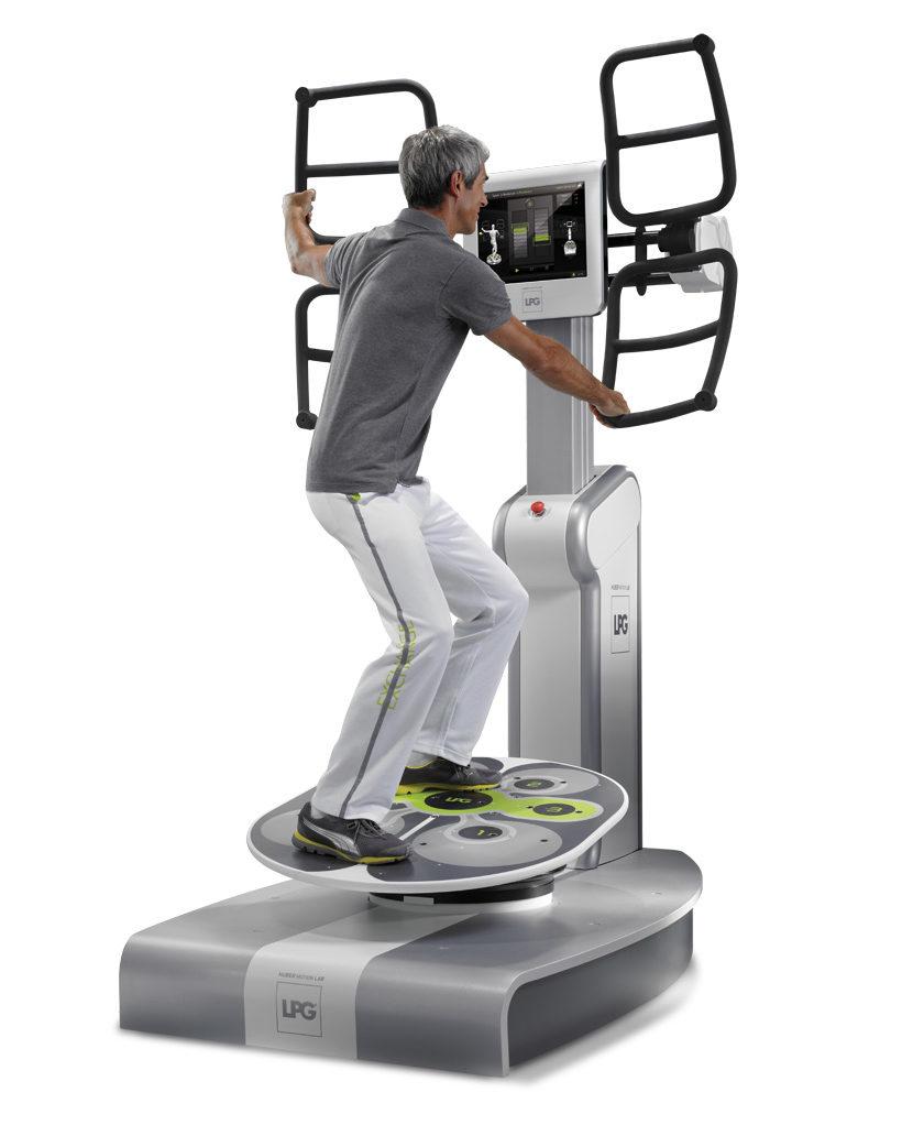 Shapeshifters Workout Huber Motion Lab